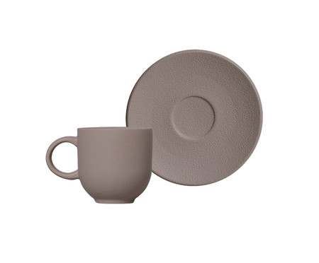Jogo de Café da Manhã Stoneware Mahogany - 06 Pessoas | WestwingNow