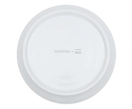 Prato Decorativo em Porcelana Corações - 15,5cm | WestwingNow
