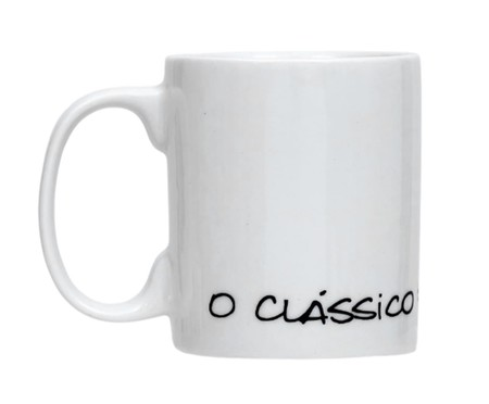 Caneca em Porcelana Clássico - Chic | WestwingNow