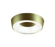 Plafon 16W Apollo Dourado - Bivolt | WestwingNow