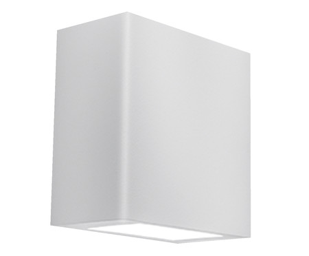 Arandela de Led 6W New Clean Branca - 127V | WestwingNow