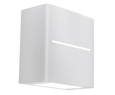 Arandela de Led 6W New Trace Branca - 127V | WestwingNow