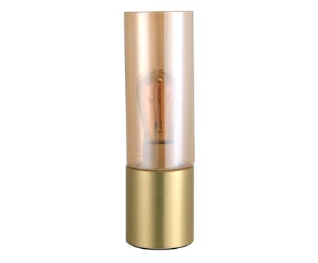 Abajur Spire Dourado - Bivolt | WestwingNow