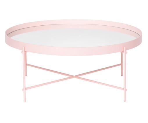 Mesa de Centro Gaya - Rosé, Rosa, Colorido | WestwingNow
