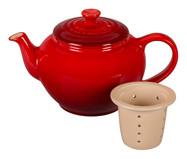 Bule de Chá com Infusor - Vermelho | WestwingNow
