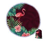 Canga Redonda Flamingo - Marsala | WestwingNow