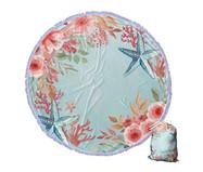 Canga Redonda Floral Estrela do Mar | WestwingNow