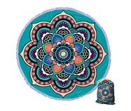 Canga Redonda Mandala - Turquesa | WestwingNow