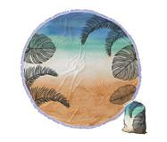 Canga Redonda Folhagem Tropical Praia | WestwingNow