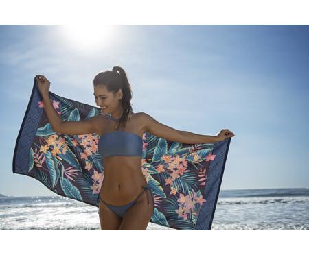 Toalha de Praia Aveludada Paraíso - 280G/M² | WestwingNow