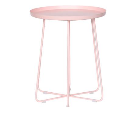 Mesa de Apoio Cross - Rosé | WestwingNow