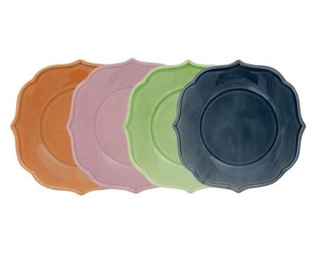 Jogo de Café da Manhã Portal Colors 04 Pessoas - Colorido | WestwingNow