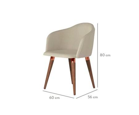 Cadeira Kari - Fendi | WestwingNow