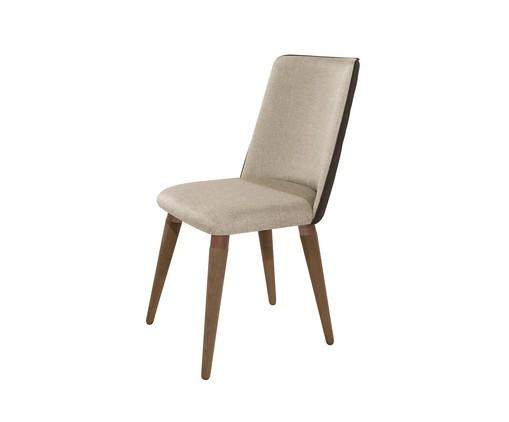 Cadeira Dakota - Marrom, Marrom   WestwingNow