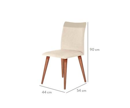 Cadeira Becca - Cinza | WestwingNow