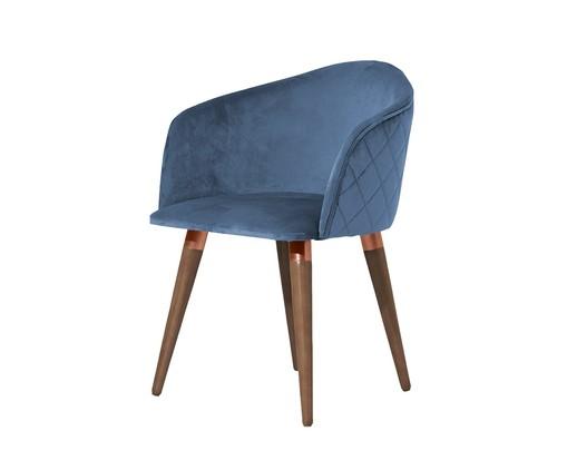 Cadeira Kari - Azul, Azul   WestwingNow
