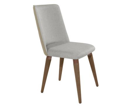 Cadeira Dakota - Cinza | WestwingNow
