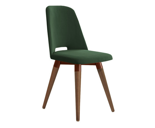 Cadeira Selina Giratória - Verde, Verde | WestwingNow