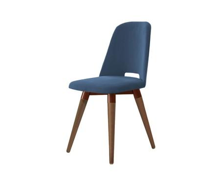 Cadeira Selina Giratória - Azul | WestwingNow