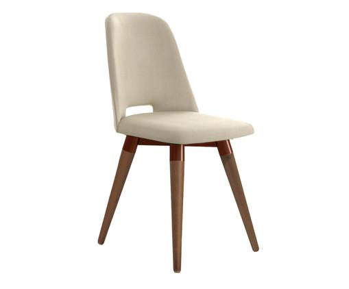 Cadeira Selina Giratória - Bege, Bege   WestwingNow
