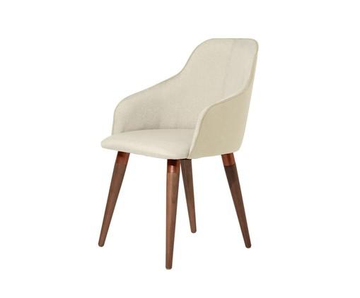 Cadeira Martha - Bege, Bege | WestwingNow