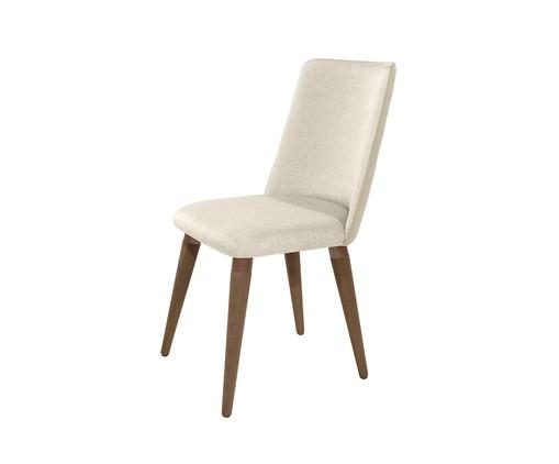 Cadeira Dakota - Bege, Bege | WestwingNow