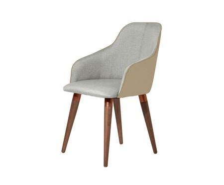 Cadeira Martha - Cinza | WestwingNow