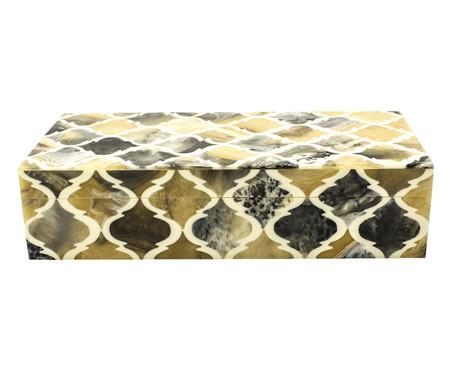 Caixa Decorativa em osso Brittany | WestwingNow