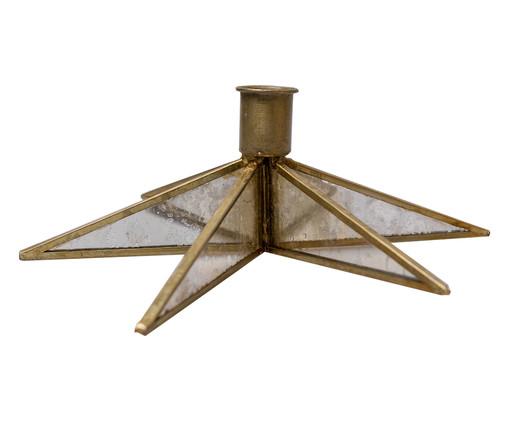Porta vela estrela, Prata ou Metálico | WestwingNow