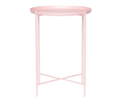 Mesa de Apoio Hai - Rosé, Rosa, Colorido | WestwingNow