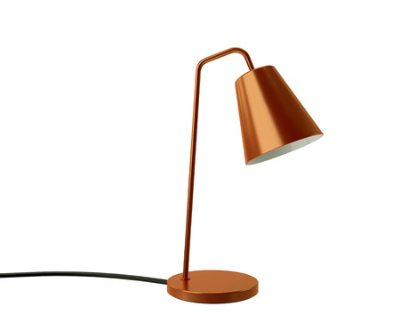 Luminária de Mesa Madeleine Cobre - Bivolt | WestwingNow