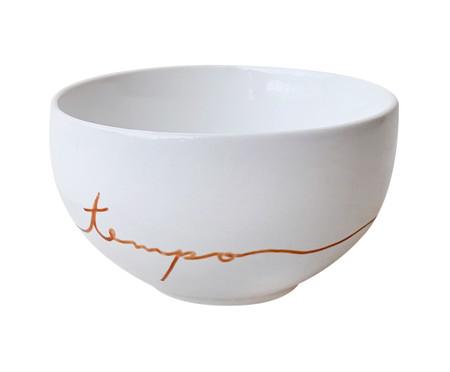 Bowl em Porcelana Elasticar O Tempo | WestwingNow
