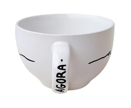 Caneca em Porcelana Bowl Paz Consumé | WestwingNow
