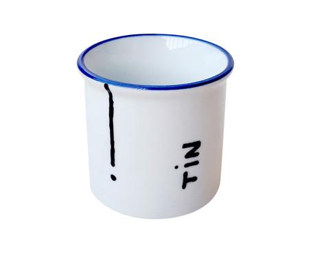 Caneca em Porcelana Tin-Tin - Branco | WestwingNow