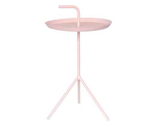 Mesa de Apoio Pocket - Rosé, Rosa, Colorido | WestwingNow