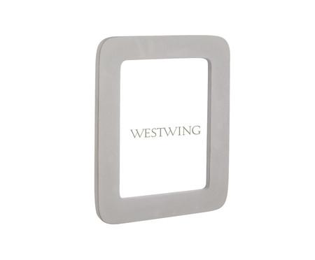 Porta-Retrato Liba - Cinza | WestwingNow