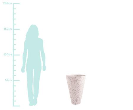 Jogo de Vasos de Piso Mali - Branco | WestwingNow