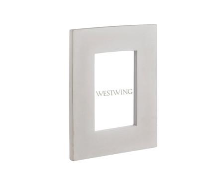 Porta-Retrato Ziva - Cinza | WestwingNow
