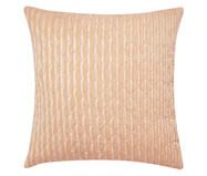 Almofada em Veludo Tauan  Rosa - 50x50cm | WestwingNow