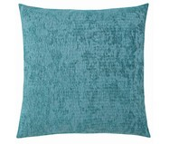 Almofada em Veludo Lene  Azul - 50x50cm | WestwingNow