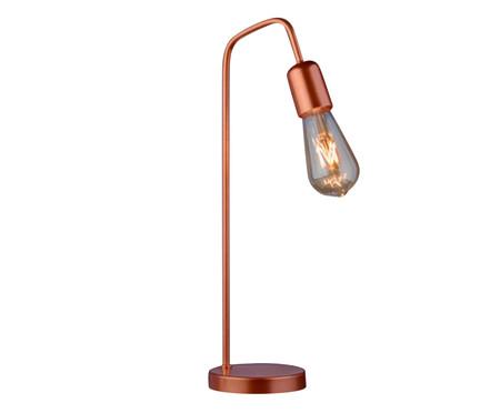 Luminária de Mesa Filamento Renata Cobre - Bivolt | WestwingNow