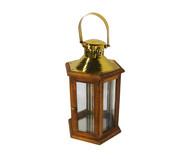 Lanterna de Madeira Martin | WestwingNow