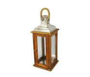 Lanterna de Madeira Garcia l | WestwingNow