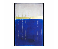 Quadro com Pintura Abstrato Alonso - 93X63cm | WestwingNow