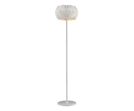 Luminária de Chão Megan Branca - Bivolt | WestwingNow