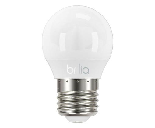 Lâmpada de Led Mini Globo 3W Nero - Bivolt, Branco | WestwingNow