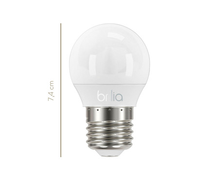 Lâmpada de Led Mini Globo 3W Nero - Bivolt | WestwingNow