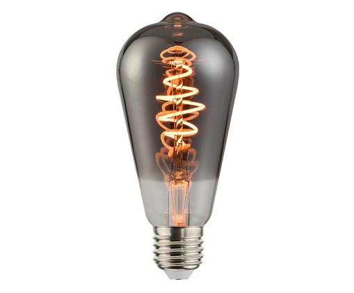 Lâmpada de Led Filamento 5W Rick Preta - Bivolt, Preto | WestwingNow