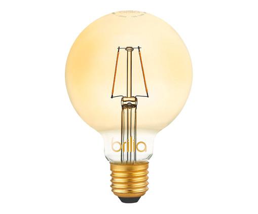 Lâmpada de Led Filamento 2,5W Milene Luz Amarela - Bivolt, Amarela | WestwingNow
