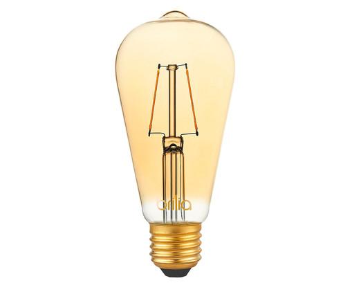 Lâmpada de Led Filamento 2,5W Cauê Luz Amarela - Bivolt, Amarela | WestwingNow